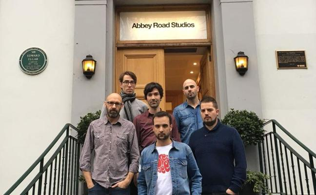 Polaroids estrena video de su nuevo LP, grabado en Abbey Road