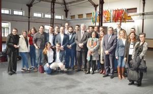 La Escuela de Formación Profesional de La Robla, en el WorldSkills Flag Relay