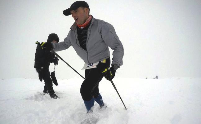 El Bobia y la nieve certifican la épica de Alto Sil