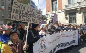 leonoticias.tv | En directo la marcha en defensa de las pensiones