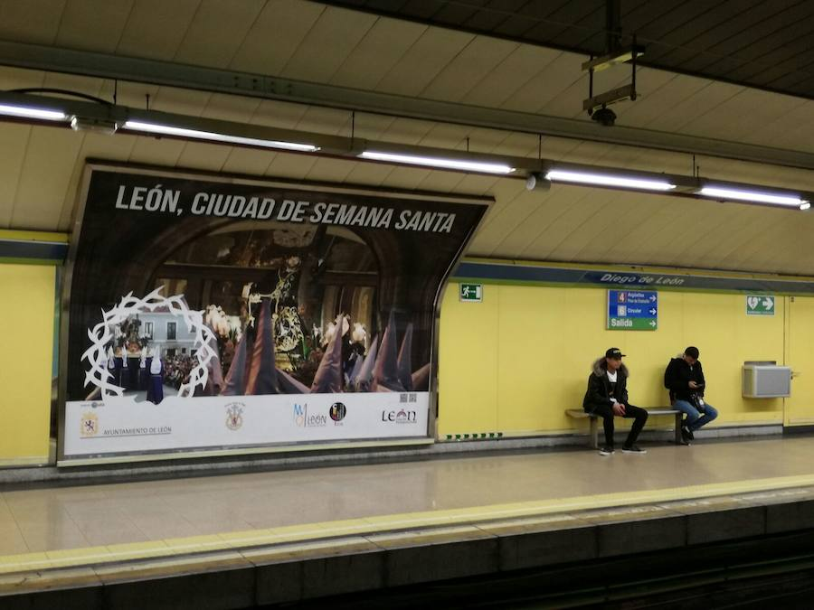 La Semana Santa leonesa, en el corazón de León