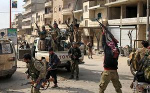 Turquía arrebata a los kurdos la región siria de Afrín
