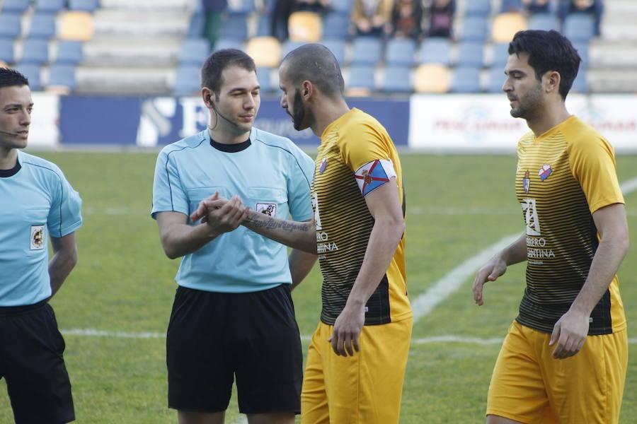 Pontevedra 2-2 SD Ponferradina