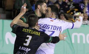 Costoya: «No he jugado a varias bandas con la oferta del Ademar»