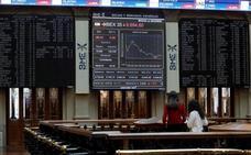 La virulencia de la caída en Wall Street se lleva los 10.700 del Ibex