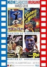 'Día de fiesta' abre en El Albéitar un ciclo dedicado a clásicos del cine europeo