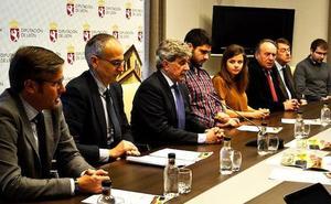 Los alumnos de la Universidad muestran la Agricultura 4.0 que 'nace' desde León