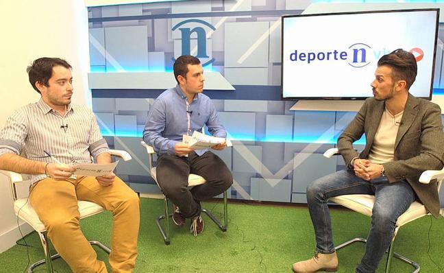 leonoticias.tv   Rubén de la Barrera, en deporte(n)vivo
