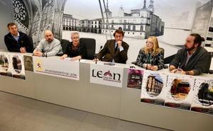 León celebra el Día de la Poesía con actividades en la calle