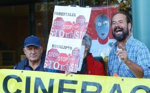 Aire Limpio se descuelga del debate sobre la biomasa y acusa al Ayuntamiento de «favorecer» los intereses de la Junta