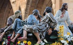 Ver 'la Cena' y a 'las Marías' en Botines tendrá un coste de cinco euros