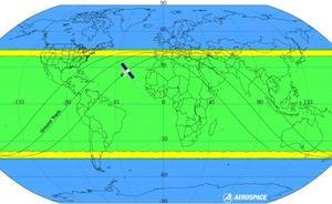 Tiangong-1, el satélite que puede caer en León
