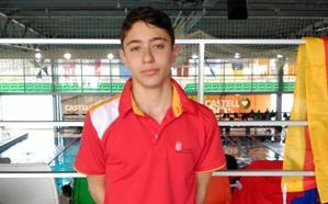 Buena actuación de Martín Benavides en el Campeonato de España