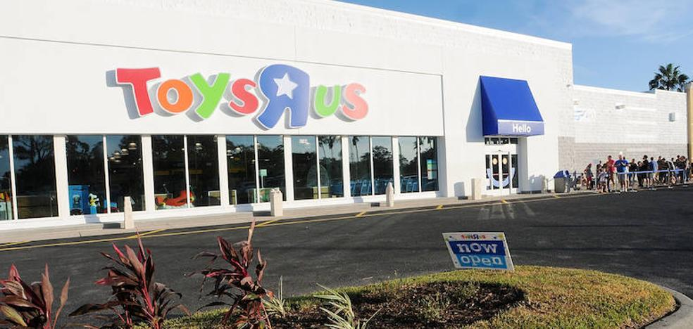 Toys'R'Us Iberia Real Estate solicita el concurso de acreedores