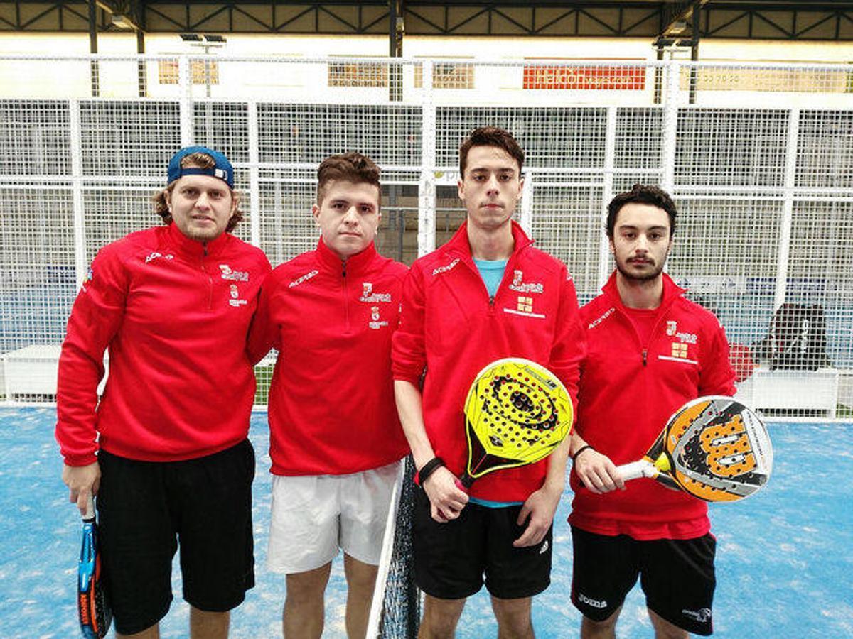 La ULE en el Trofeo Rector en Salamanca