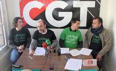 CGT denuncia la pérdida de más de mil profesores desde 2006 en León