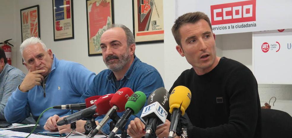 Los policías locales de León exigen que se activen las prejubilaciones, que afectarían a 43 agentes