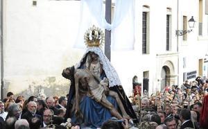 Lo que debes saber de la procesión de La Dolorosa