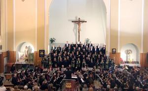 Música, procesiones y poemas dan forma a la Semana Santa de Villarejo de Órbigo