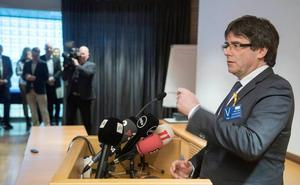 Puigdemont pide a todos los actores soberanistas que estén «a la altura»
