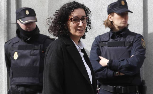 El juez dicta la detención internacional de Rovira, Puigdemont y otros cuatro huidos