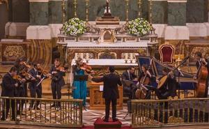 Cerezales del Condado celebra su Semana Santa con su ciclo de conciertos y un taller sobre tecnología