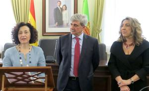 María Teresa Carbajo toma posesión como decana de Veterinaria