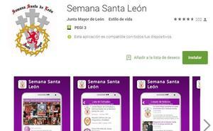La Junta Mayor de la Semana Santa recuerda la posibilidad de consultar datos en su app