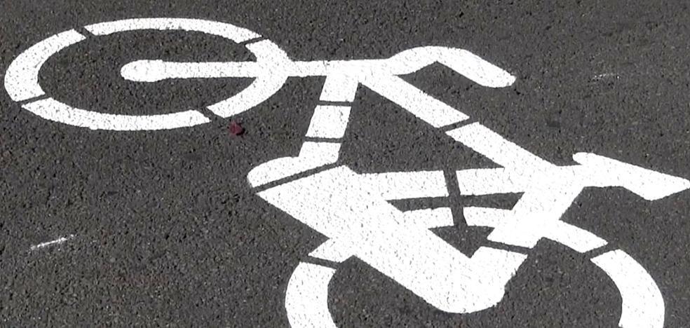 Ordoño II podría contar con un ciclo carril que permita la coexistencia de bicicletas y vehículos