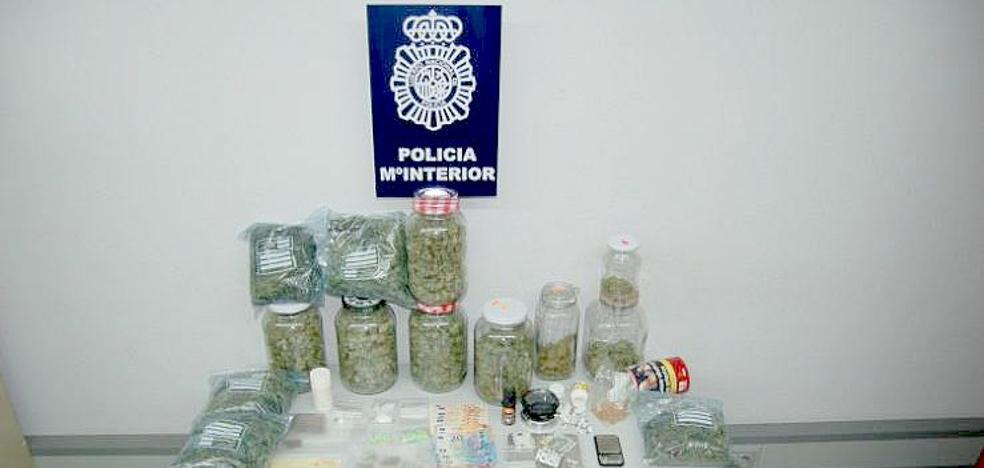 Detenido en León un joven de 22 años por la venta de droga a menores