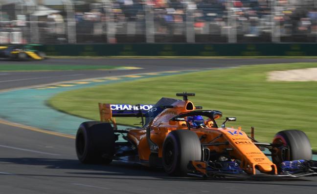 Alonso: «Perdimos tiempo en primera sesión pero lo recuperamos en la segunda»