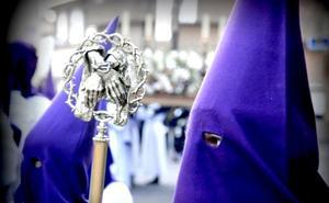 Santa Marina del Rey centra su Semana Santa 2018 en el 25 aniversario de la Cofradía del Ecce-Homo