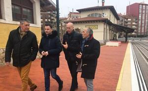 Los socialistas acusan al PP de «condenar a León con una estación de Feve sin trenes»