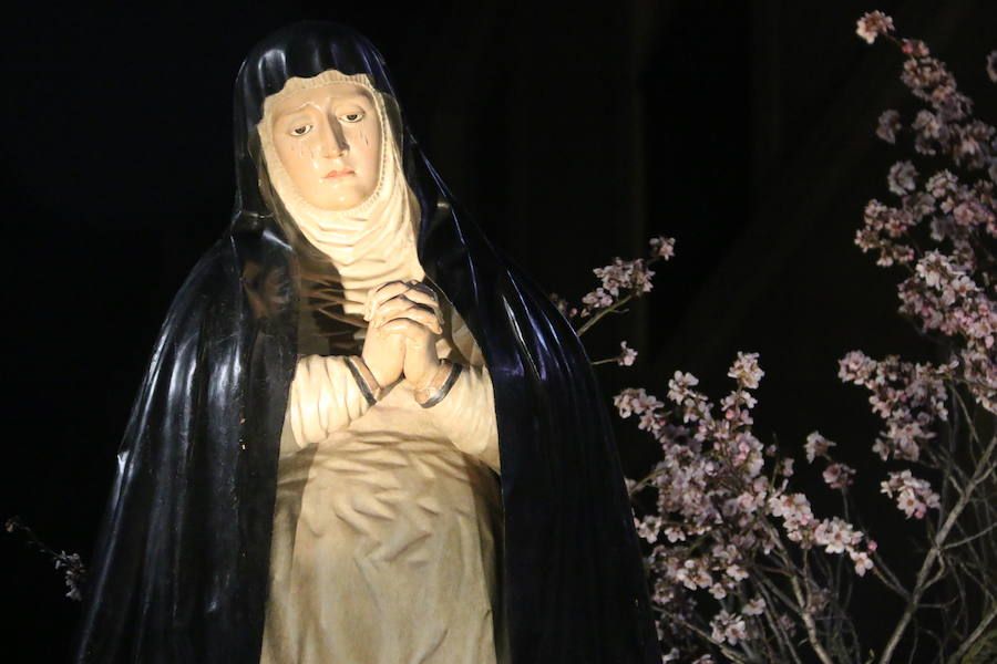 Procesión de la Virgen de la Amargura