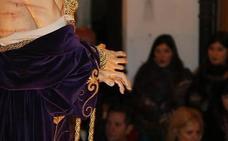 leonoticias.tv | En directo, Procesión de la Virgen de la Amargura