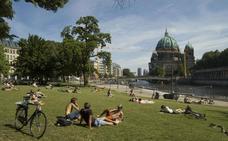 Berlín recauda un millón de euros para cubrir la ciudad de árboles