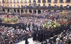 Viernes Santo, el 'día grande' de la Semana Santa de León