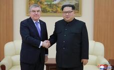 Corea del Norte participará en los Juegos Olímpicos de 2020 y 2022