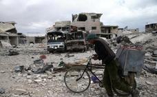 Acuerdo en Siria para evacuar Duma, último bastión rebelde de Guta Oriental