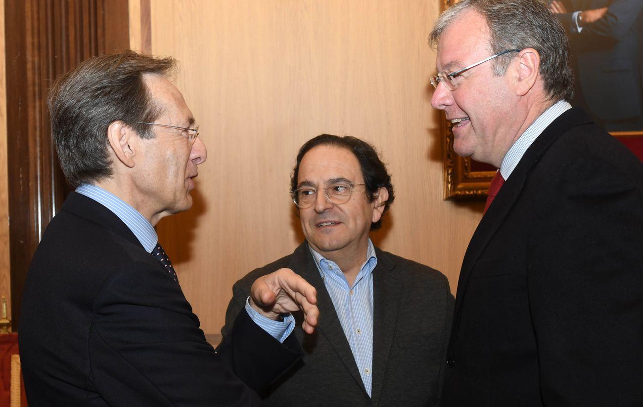 Senadores en León