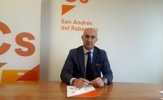 C's San Andrés tacha de «demoledor» el informe del Interventor porque supone un «riesgo para la sostenibilidad financiera del municipio»