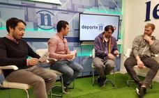 leonoticias.tv | Piñeiro y Vieyra, en deporte(n)vivo