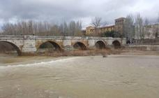 Las últimas lluvias llevan a máximos anuales a los pantanos leoneses y ponen en alerta al Bernesga