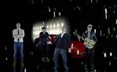 El Café Lisboa acoge este viernes la presentación del primer vídeo del grupo Glam Rock Cosmética