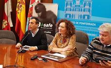 LA SEGURIDAD DE LOS CICLISTAS SE 'CUECE' EN EL BIERZO