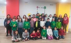 Una treintena de niños participan en los talleres de Teatro de la Diputación de León
