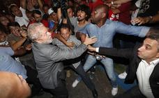Lula pasa la primera noche en la cárcel