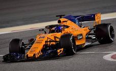 Alonso vuelve a la depresión: «Nos falta ritmo»