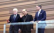 Las Cortes apoyan el proyecto que conmemora los 800 años de la catedral de Burgos