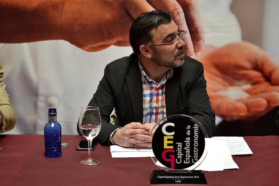 Presentación del balance de los primeros cien días de la Capital Española de la Gastronomía